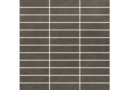 Cinca Menhir 8414/036 33x33 vt anthracite mosaico 36