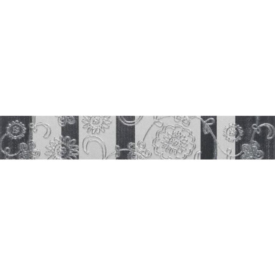 Strip: Cinca Pandora Grijs 4x25cm