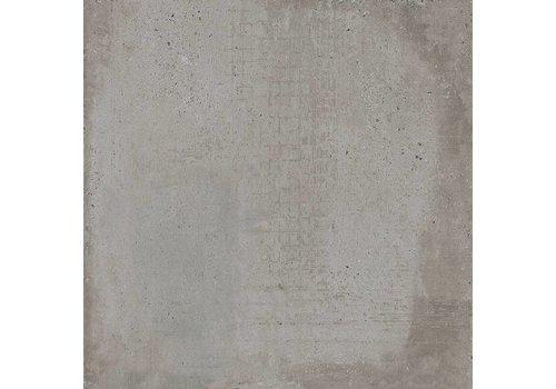 Aparici Build 89,46x89,46 vt grey natural
