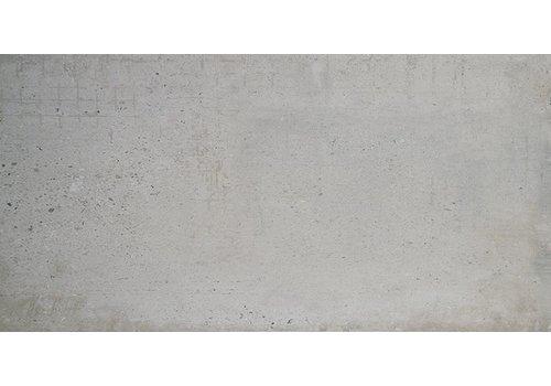 Vloertegel: Aparici Build Grijs 29,75x59,55cm