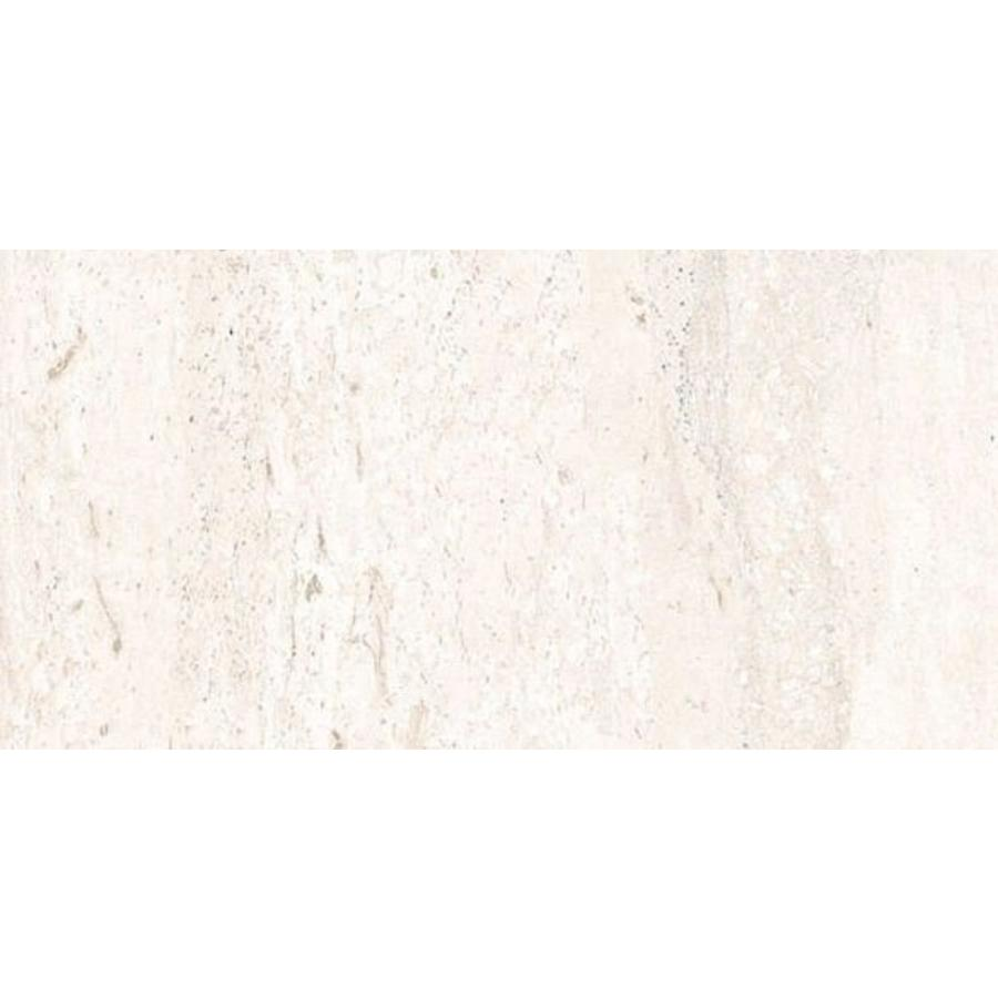 Vloertegel: Edimax Flow Wit 30x60cm