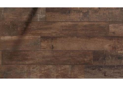 Vloertegel: Edimax Style Bruin 20x120cm