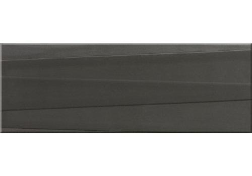 Steuler Glazes 25x70 wt uni black glazes Y27265001