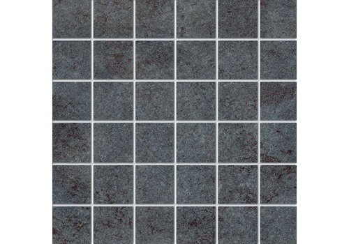 Mozaiek: Nordceram Loft Bruin 30x30cm