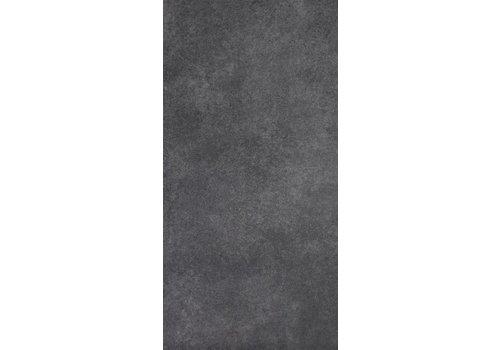 Vloertegel: Nordceram Gent Grijs 30x60cm