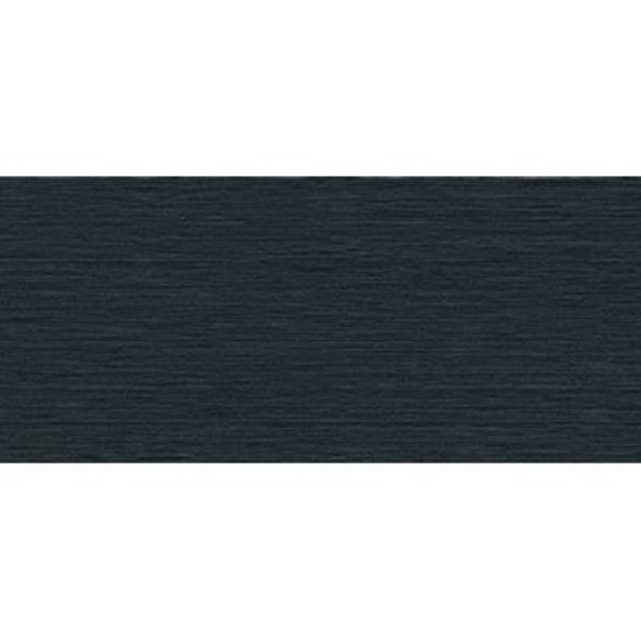 Wandtegel: Cinca Mandalay Zwart 25x55cm