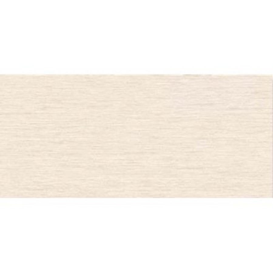 Wandtegel: Cinca Mandalay Wit 25x55cm