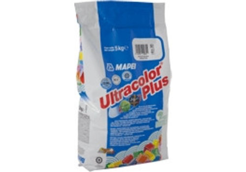 Mapei Ultracolor Plus alu 114 5 kg voegmortel antraciet DE