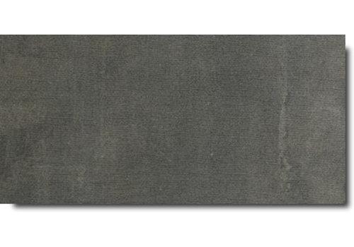 Vloertegel: Iris Reside Zwart 30x60cm