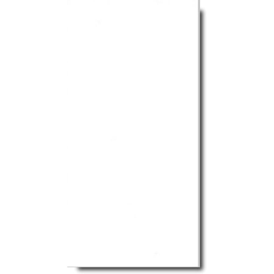 Wandtegel: Grohn Alaska Wit 30x60cm