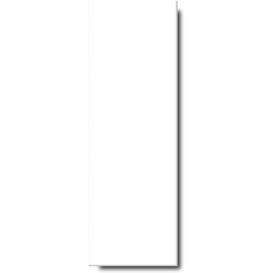 Wandtegel: Grohn Alaska Wit 20x60cm