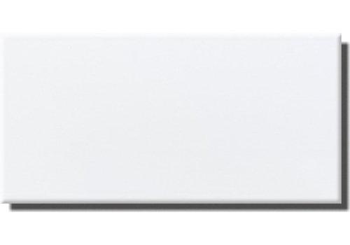 Wandtegel: Steuler Pure White Wit 20x40cm