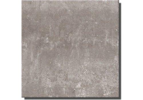 Vloertegel: Steuler Urban Culture Bruin 75x75cm