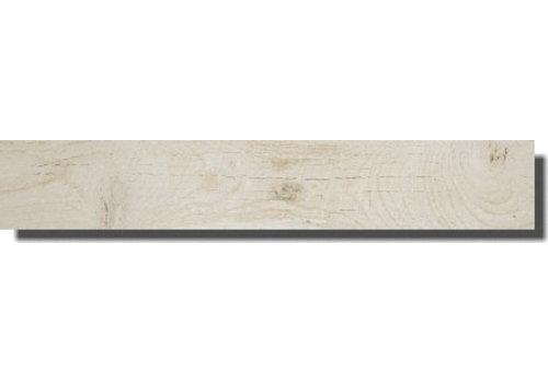 Vloertegel: Steuler Patchwood Beige 25x150cm