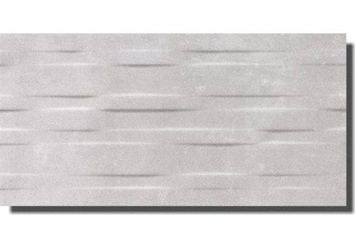Decor: Steuler Urban Wall Grijs 25x50cm