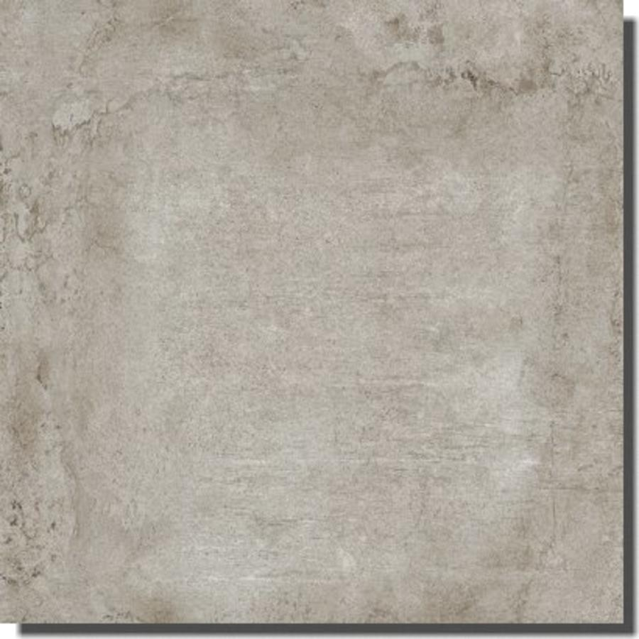 Vloertegel: Grohn Beton Grijs 60x60cm