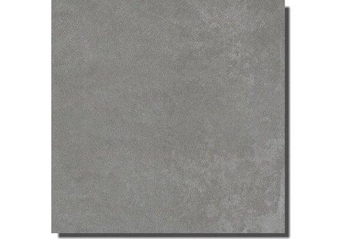 Vloertegel: Grohn Lilu Grijs 60x60cm