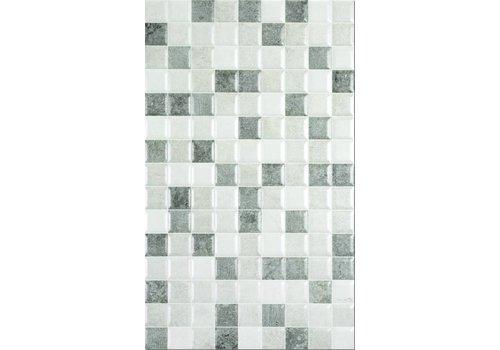 Decor: Pamesa Atrium Kiel Grijs 33,3x55cm