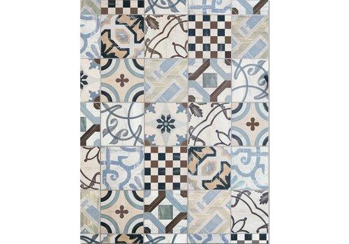 Fioranese Cementine 20 20x20 vt colors N/R