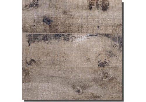 Vloertegel: Fioranese Old Wood Grijs 22,5x90cm