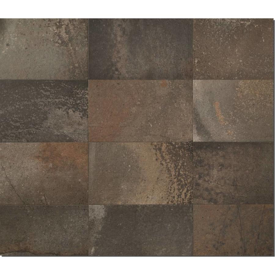 Vloertegel: Astor Fusion Bruin 45,3x75,8cm