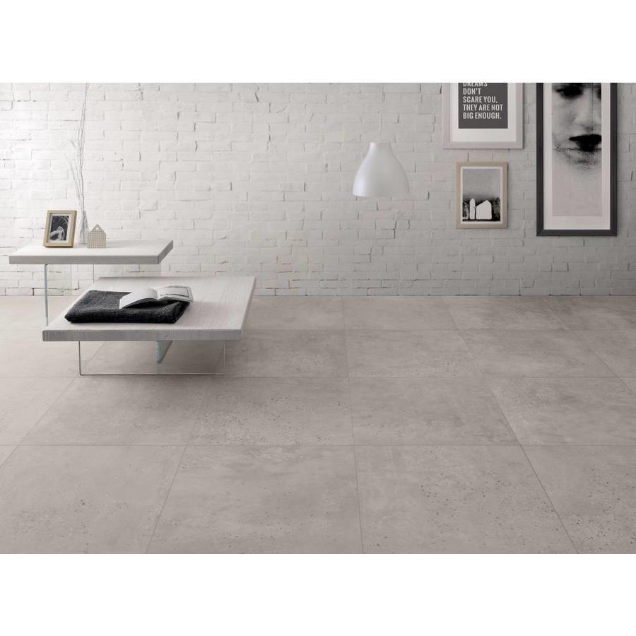 Vloertegel: Fioranese Concrete Grijs 45,3x90,6cm