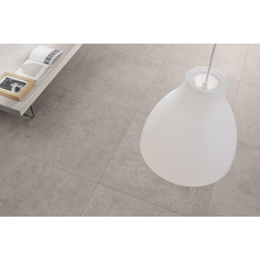 Fioranese Concrete 60,4x60,4 vt light grey N/R