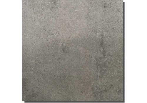 Vloertegel: Edimax Resine Grijs 60,4x60,4cm