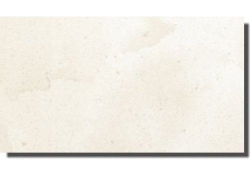 Vloertegel: Edimax Muse Wit 60,4x121cm