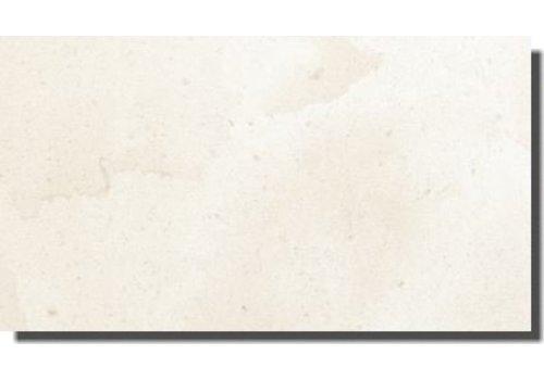 Vloertegel: Edimax Muse Wit 45,3x75,8cm