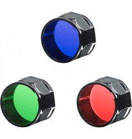 Walther Trilichtfilter rot, grün, blau für MGL1000