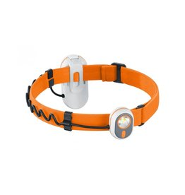 Alpina Sport AS01 2 in 1 Stirnlampe - orange