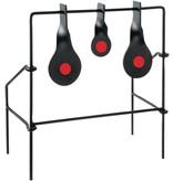 Allen Metallic Triple Target for Air Gun and ca. 22 Rifle
