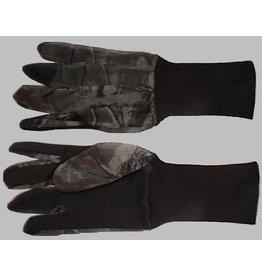 Allen Jersey Touchscreen Hunting Gloves - camo net