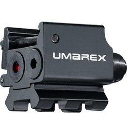 Walther Nano Laser I mit Pistolenmontage