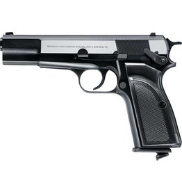 Browning Hi Power Mark III Dark Ops Co2 NBB - 2,0 Joule