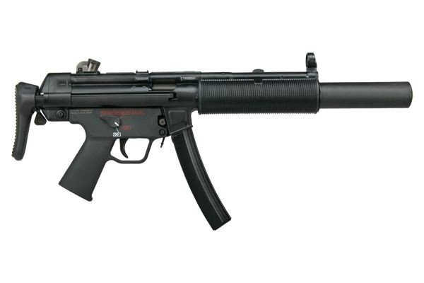 H&K MP5 SD3 GBB - 1,30 Joule