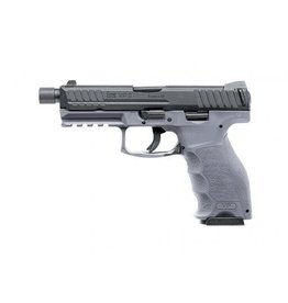 H&K VP9 Tactical GBB - 1,0 Joule - grau