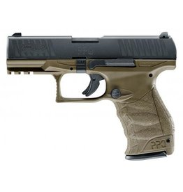 Walther PPQ M2 GBB - 1,0 Joule - dark earth