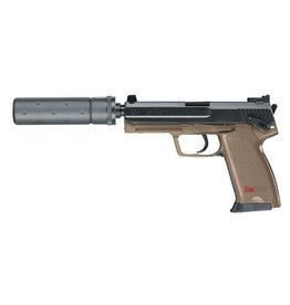 H&K USP Tactical AEP - 0,50 Joule - dark earth