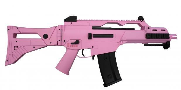 H&K G36C IDZ Dual Power EBB - 0,50 Joule - Pink