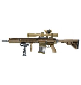 H&K G28 DMR 762 Dark Earth GBBR - 1,60 Joule