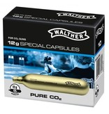 Walther Co2 Capsule - 12 gram -10 pieces