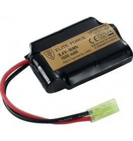 Elite Force Ni-Mh Accu 8,4V 1.500 mAH - Type PEQ 15