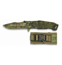 Albanoix Tactical Pocket knife RUI/K25 Mohican III - green