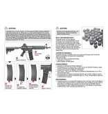 Walther Real Action Marker - Co2 RAM T4E TM4 RIS - 7,5 Joule - Kal. 43