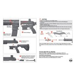 Walther Real Action Marker - Co2 RAM HK416 T4E - 7,5 Joule - Kal. 43