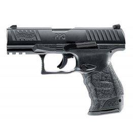 Walther PPQ M2 T4E Cal. 43 BK Co2 RAM - black