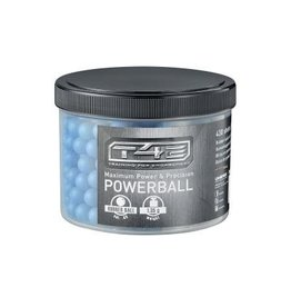 Umarex T4E Blue Powerballs 1,30 g - Cal. 43 - 430 pc