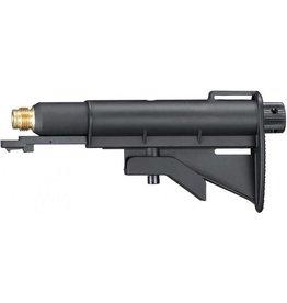 Walther Telescopic Stock 2x12 grams Co2 for T4E SG68 Shotgun
